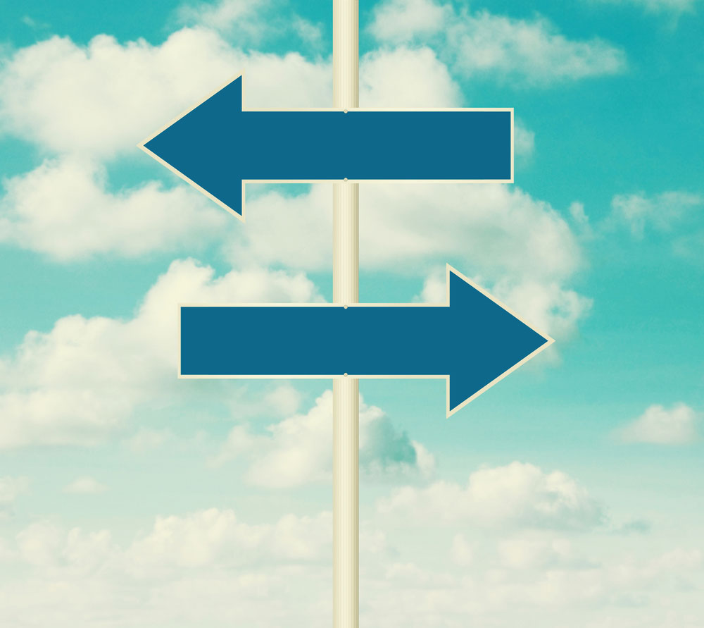 street signs pointing different directions - addiction vs. dependence - is there a difference between addiction versus dependence? Valley Recovery Center of California - sacramento drug addiction and alcoholism treatment center