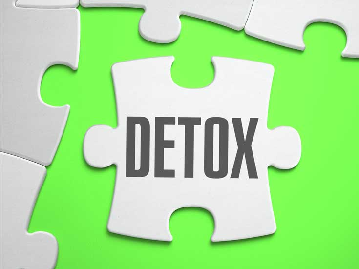 severe detox symptoms - valley recovery center - detox - puzzle piece
