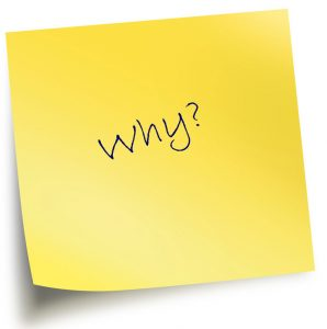 why do we try drugs - why - post it note - valley recovery center