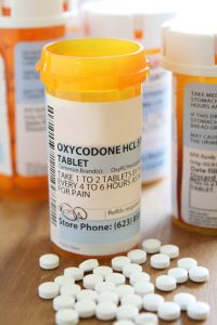 harmful effects and addiction to oxycodone - oxycodone