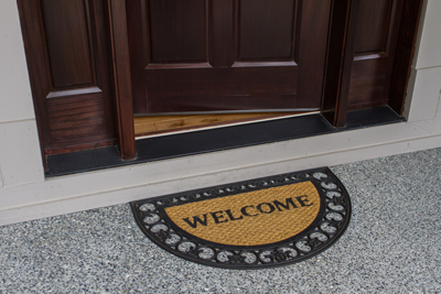sober living environment - welcome mat - valley recovery center