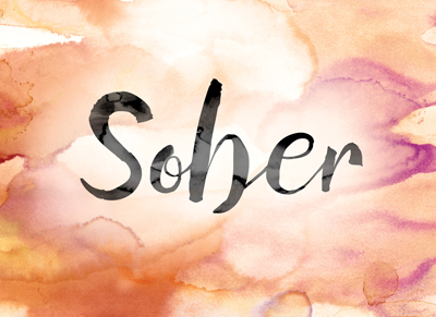 benefits of being sober - sober in watercolor - valley recovery center