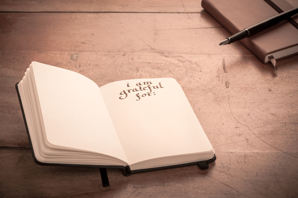 How Gratitude Can Aid in Long-Term Recovery - i am grateful for journal