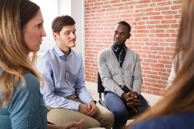 Intensive Outpatient Program - Group Therapy