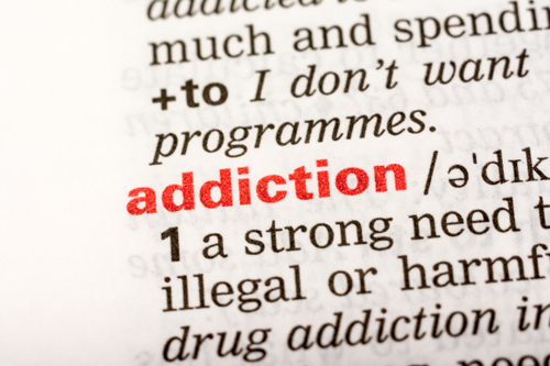 Rethinking Addiction - definition of addiction